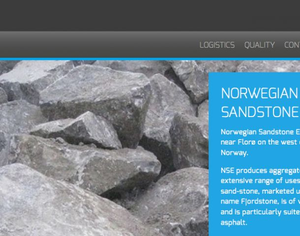 Norwegian Sandstone Export